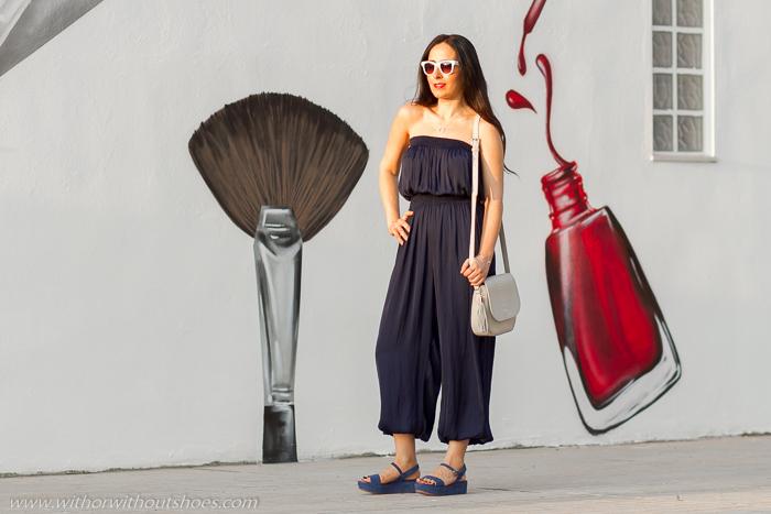 Blogger influencer de moda valenciana con ideas para vestir comoda y estilosa