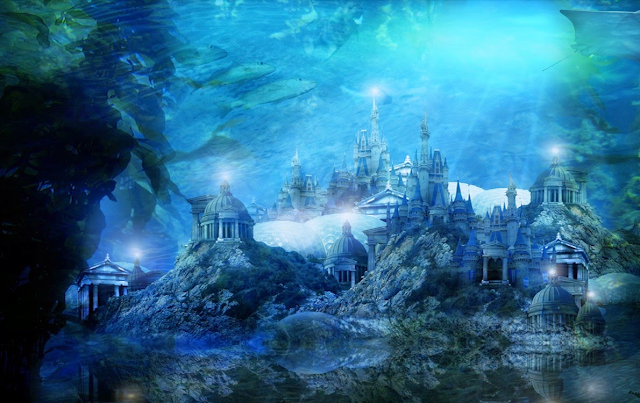 Mulustrasi Kota Atlantis