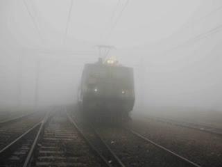 شمالی ہند : شدید سردی کے ساتھ کہر اب بھی برقرار
