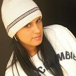 Andrea Rincon, Selena Spice Galeria 19: Buso Blanco y Jean Negro, Estilo Rapero Foto 28