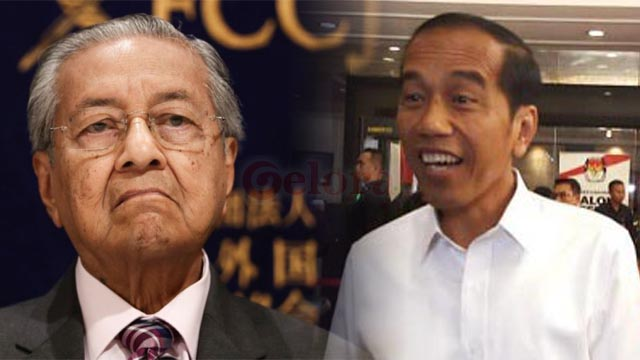 Geram soal Kabut Asap, Mahathir Mohamad Segera Surati Jokowi