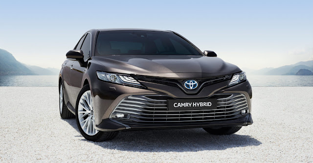 All new Camry Hybrid Launched