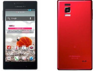 harga LG Optimus G, spesifikasi lengkap smartphone seri optimus G Android ICS quad core, gambar desain handphone android lg optimus G