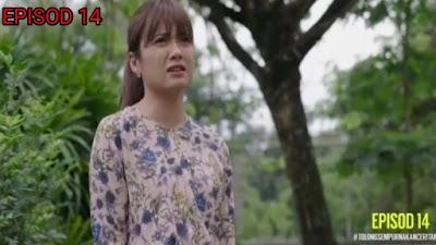 Tonton Drama Tolong Sempurnakan Cerita Mami Episod 14