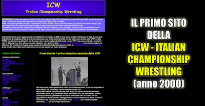 Immagine di repertorio sul sito della ICW datato 2000