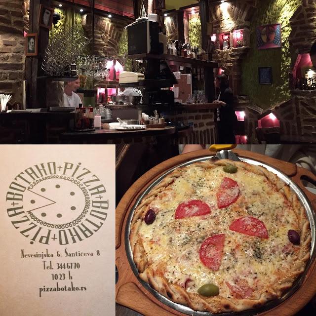 botako pizza belgrad