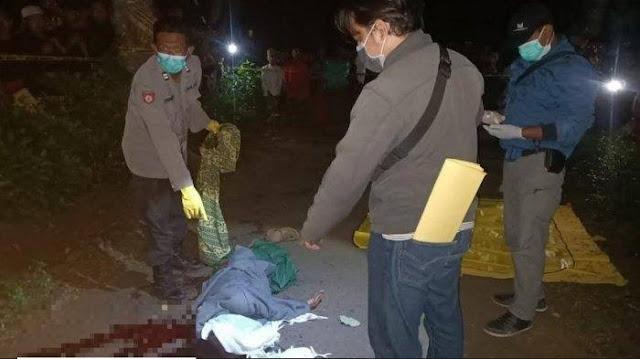 Geger, Pak Haji Tewas Dibacok di Lumajang Usai Tahlilan, Jasadnya Dibuang di Jalan