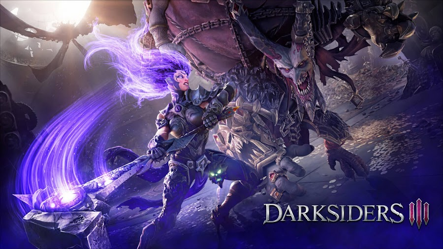darksiders 3 fury force hollow scorn
