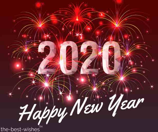 happy new year images best friend