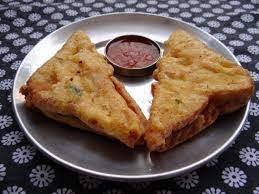 ब्रेड पकोड़ा की रेसिपी इन हिंदी   Bread Pakora Ki Recipe In Hindi