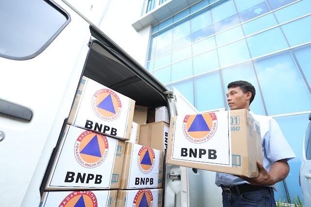 Respon Wabah Virus Corona, BNPB Kirim 10 Ribu Masker untuk WNI di Tiongkok