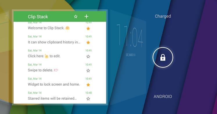 高效率必備無限剪貼簿記錄 App :剪紙堆 Clip Stack