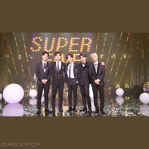 Super Five – Hello Goodbye Concert – Single