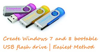boot windows 7 from a usb