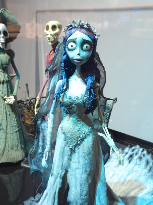Emily Corpse Bride stopmotion puppet