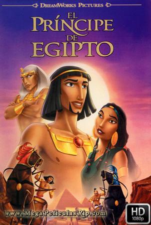 El Principe De Egipto [1080p] [Latino-Ingles] [MEGA]