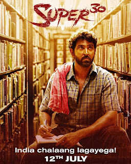 Super 30 2019 Hindi 720p WEB-DL 850MB With Subtitle