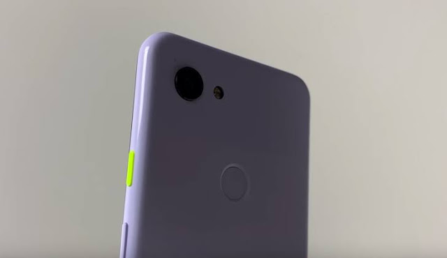 Google Pixel 3 Lite, before Launch video is leaked