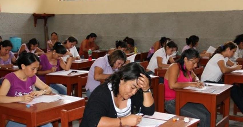 Más 8 mil docentes luchan por 717 vacantes de ascenso en GRE La Libertad