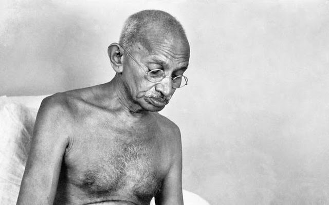 Mahatma Gandhi Speech on non-violence