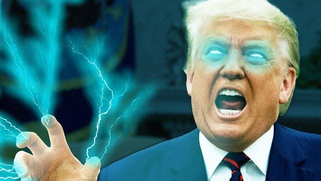 Ο Τραμπ απορροφά την επίθεση COVID: Ξεκλειδώνει την «απεριόριστη δύναμη»!