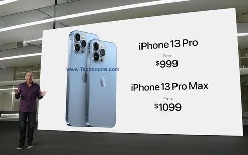 أسعار أجهزة ايفون 13
