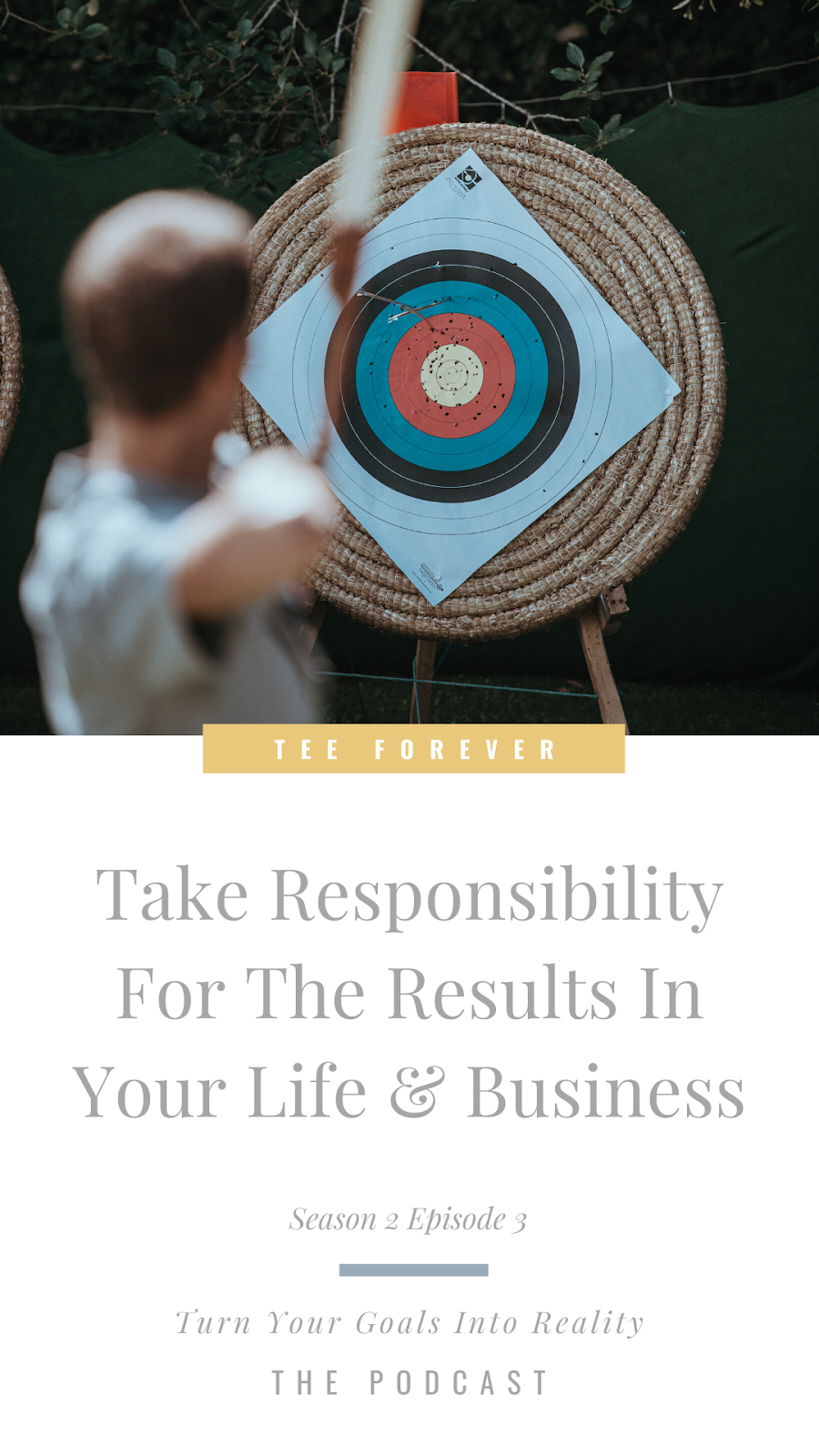 Take Responsibility For The Results In Your Life & Business