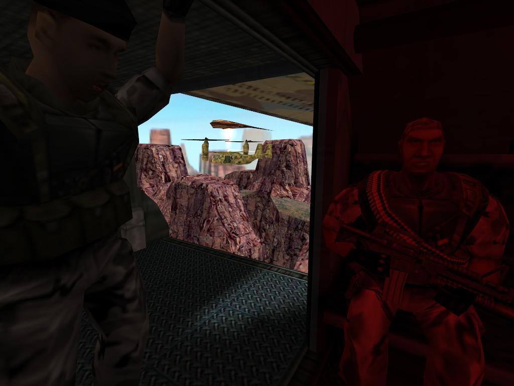 Whopper S Bunker Retro Review Half Life Opposing Force 1999