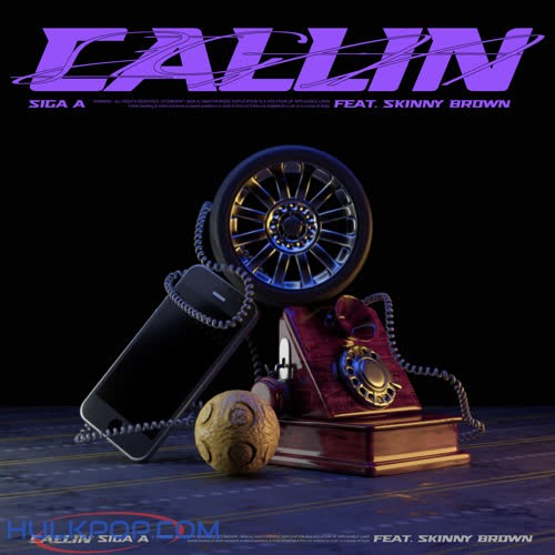 $IGA A – callin (Feat. Skinny Brown) – Single