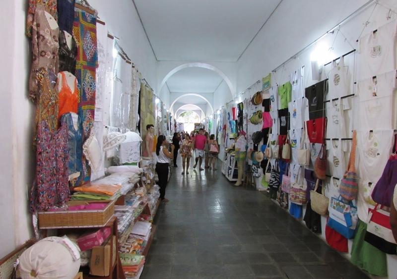 Feiras de Artesanatos e Produtos Típicos em Fortaleza