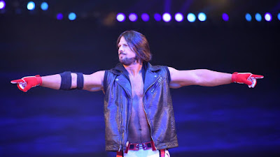 AJ Styles news and spoilers