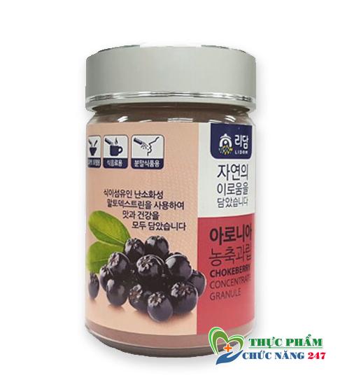 Thực phẩm chức năng Bột trái cây ARONIA