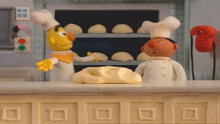 Sesame Street Bert and Ernie's Great Adventures Bakers