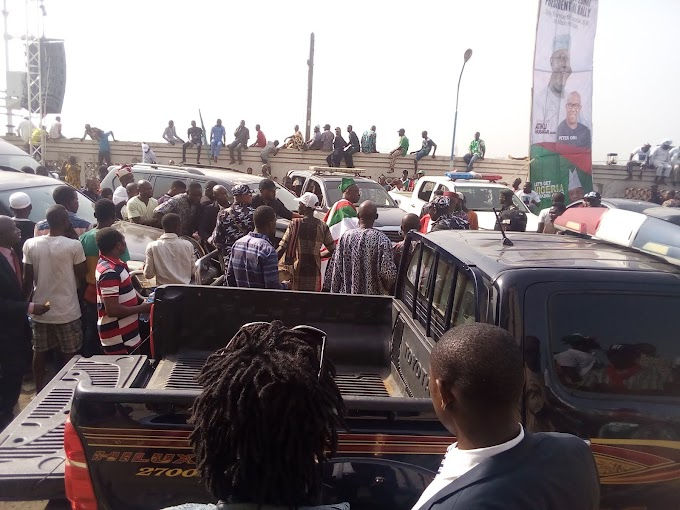2019: Never again believe in APC, Buhari gone already – Atiku tells Nigerians