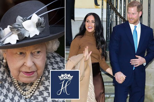 Meghan Markle and Prince Harry 'threatened by Palace aides over £1bn Sussex Royal brand'