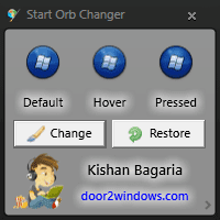 Cara Mudah Mengganti Icon Start Menu Windows 7