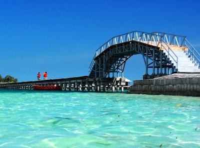 Keindahan Thousand Island Alias Kepulauan Seribu