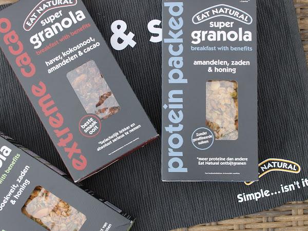 Eat Natural Super Granola