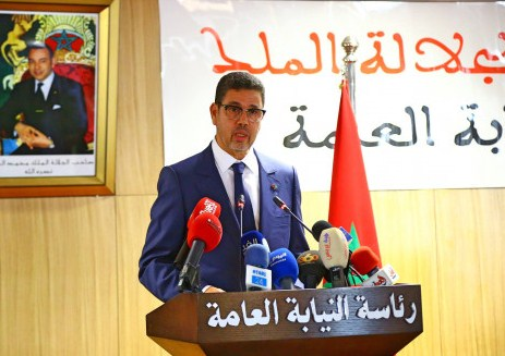 """عبد النباوي: """"يجب تظافر الجهود لضمان اشتغال الآلية القضائية بحياد واستقلالية"""""""