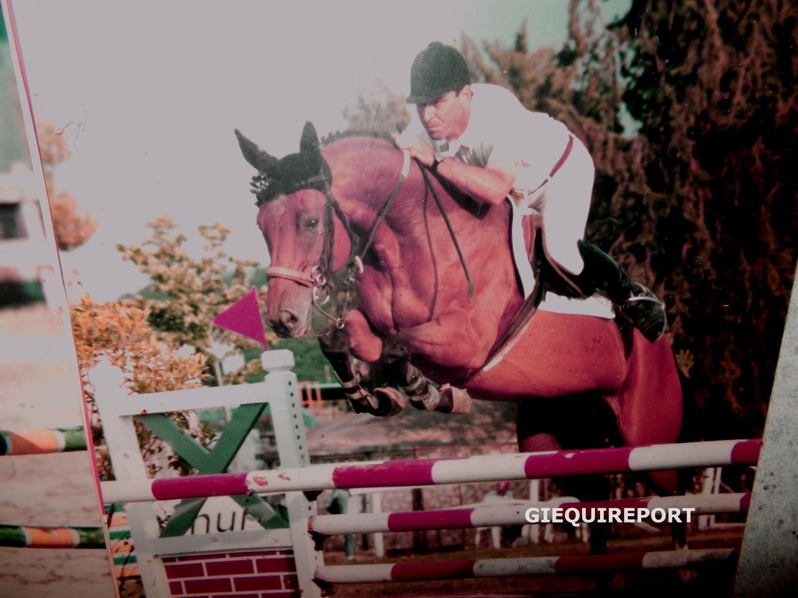 Giequireport deep in the equestrianism piero coata il - Avere un cavallo ...