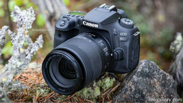 Canon EOS 90D DSLR and mirrorless EOS M6 Mark II - Price, and Specifications