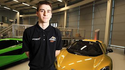 rotherham business news: News: McLaren recruitt underway