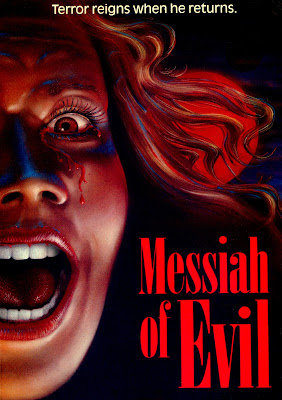 Messiah of Evil - Poster pelicula 1973