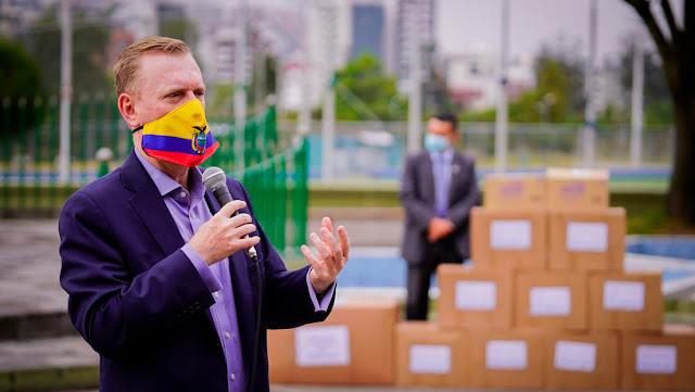 EE.UU. retira visa a más de 300 ecuatorianos involucrados en presuntos delitos de corrupción