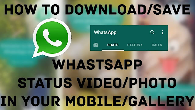 3 Ways to save WhatsApp Stories to your phone
