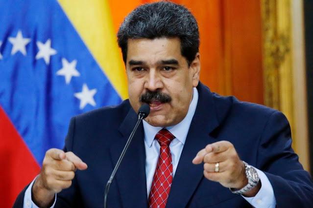 Citando o Papa, Maduro pede ao Congresso da Venezuela que considere o casamento gay