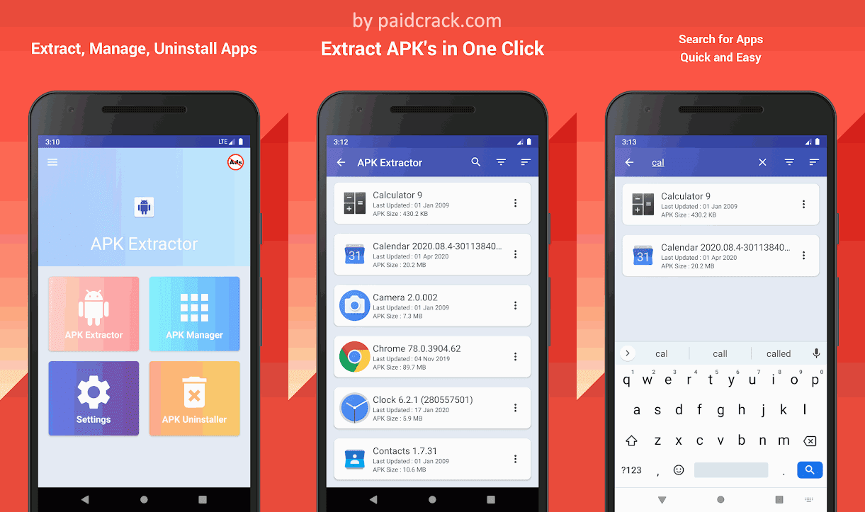 APK Extractor, Root Checker & SafetyNet Checker Premium Mod Apk 1.3.6