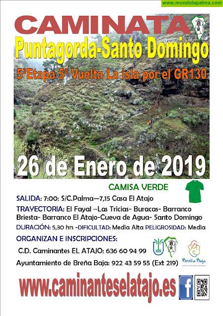 EL ATAJO: La Vuelta llega a Santo Domingo