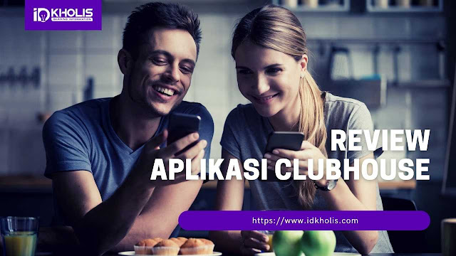 Review Aplikasi Clubhouse