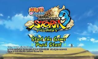 Naruto Ultimate Ninja Storm 3 v1 by Arsyad Apk [Narsen Mod]
